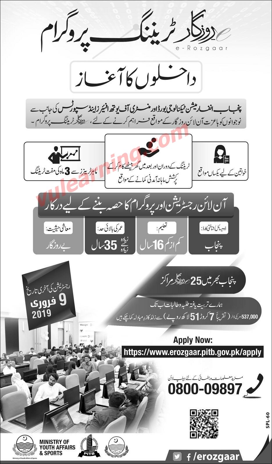 apply online for jobs in pakistan