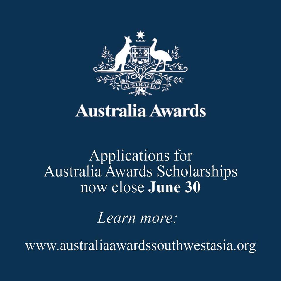 Australia Awards Scholarship 2020-2021 for Pakistani ...